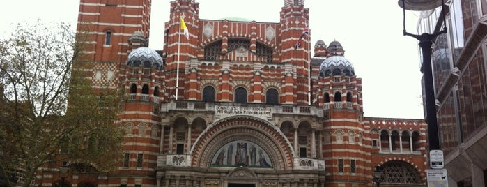 Westminster Cathedral is one of London Cultural.