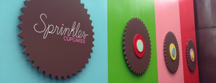 Sprinkles The Grove is one of L.A..