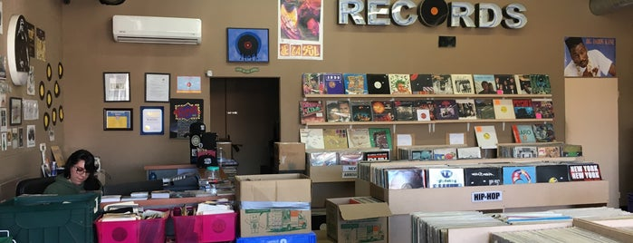 Record Jungle is one of Record Shops.