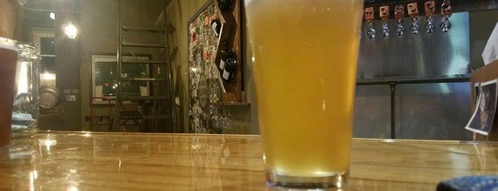 Trollingwood Taproom & Brewery is one of NC Craft Breweries.
