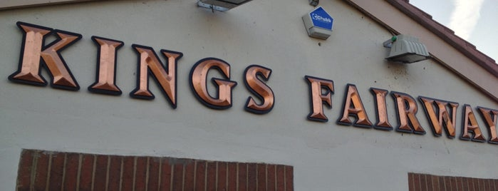 The Kings Fairway is one of Cask Marque Pubs 02.