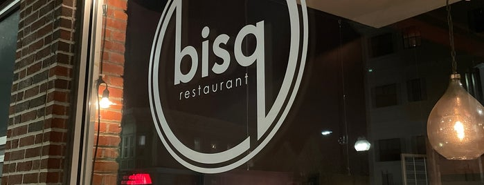 bisq is one of Places I Wanna Nom In Boston.