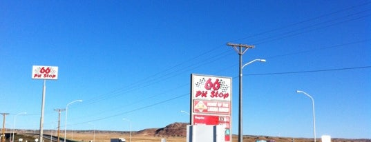The 66 Pit Stop - Home of the Laguna Burger is one of New Mexico.