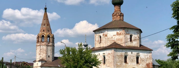 Храм Космы и Дамиана русской православной старообрядческой церкви is one of Суздаль.