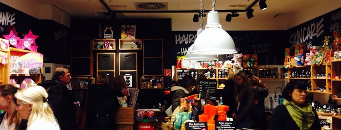 LUSH is one of Hannover.