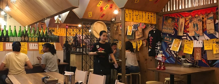 豚家居酒屋 is one of KL Japanese Restaurants.