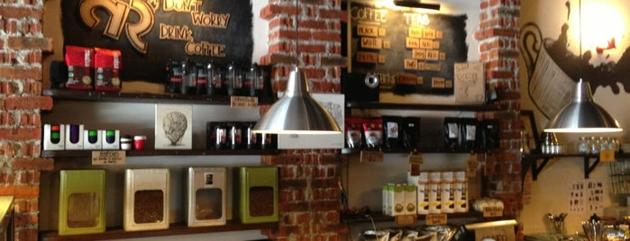 Artisan Roast Cafe is one of Coffee, Tea or B.