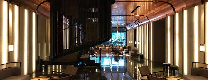 The RuMa Hotel and Residences is one of KL Bars.
