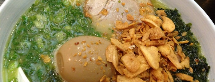 Marutama Ramen is one of KL Japanese Restaurants.