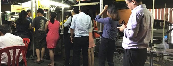 Kedah Asam Laksa at Taman Bahagia LRT is one of Petaling Jaya.