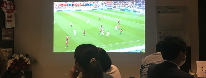 Tokyo Sports Bars