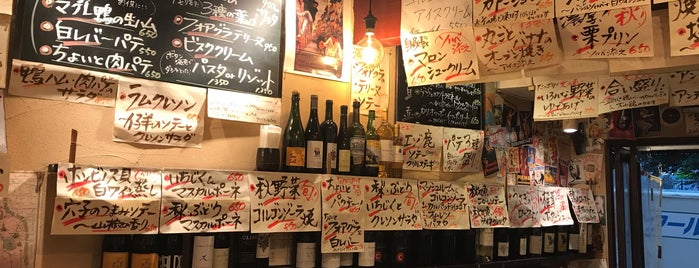 Bistro SHIN is one of Cool Tokyo Bars.