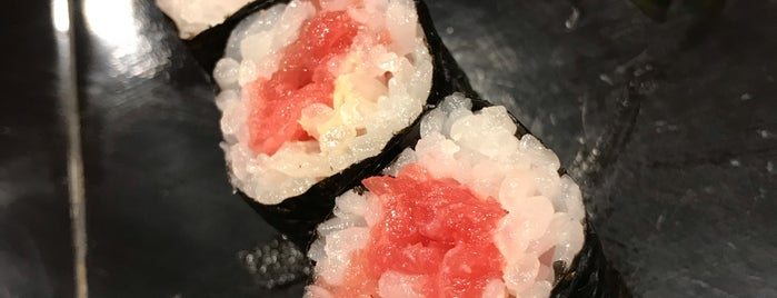 Sushidokoro Suzu is one of sushi.