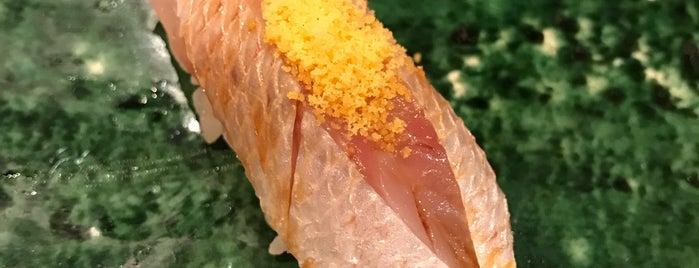 Sushi Miyazono is one of Tokyo Sushi.