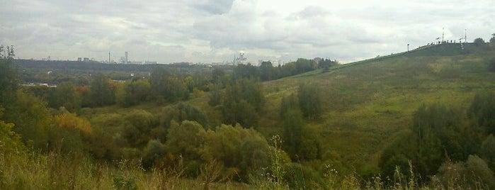 Крылатские холмы is one of Места, где сбываются желания. Москва.