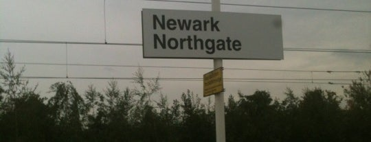 Newark Northgate Railway Station (NNG) is one of Railway stations visited.