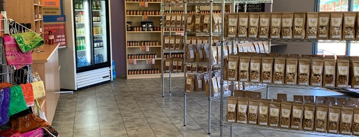 Margaret River Nuts and Cereals is one of สถานที่ที่ Nate ถูกใจ.