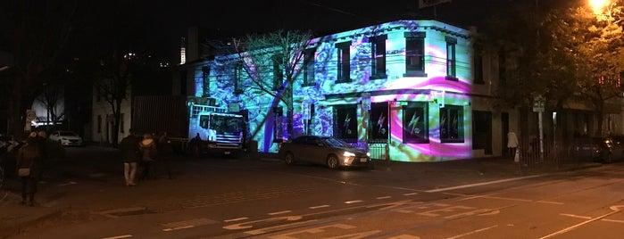Gertrude Street Projection Festival is one of arts ○△♡.