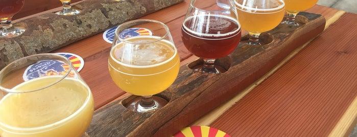 Arizona Wilderness Brewing Co. is one of Beer / Ratebeer's Top 100 Brewers [2020].