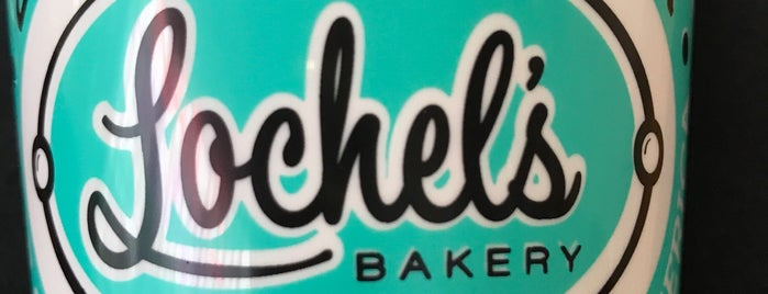 Lochel's Bakery is one of places.