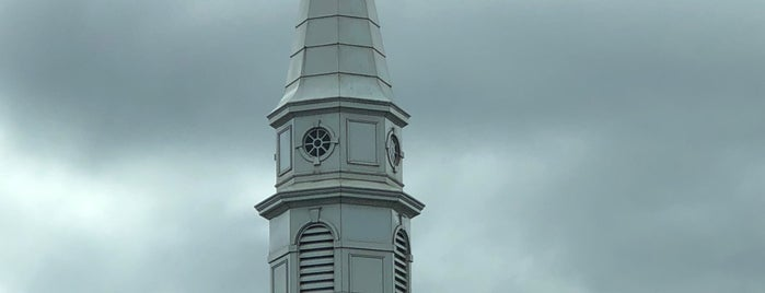 Hatboro Baptist Church is one of Places I have gone.