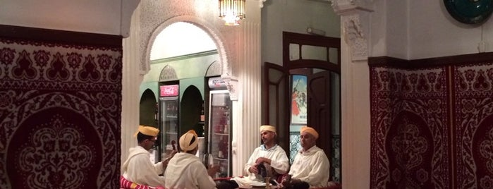 Hammadi Restaurant is one of TANGIER.
