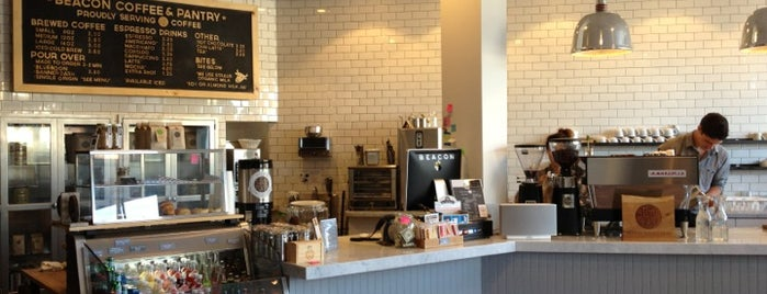 Beacon Coffee & Pantry is one of Lieux qui ont plu à J..
