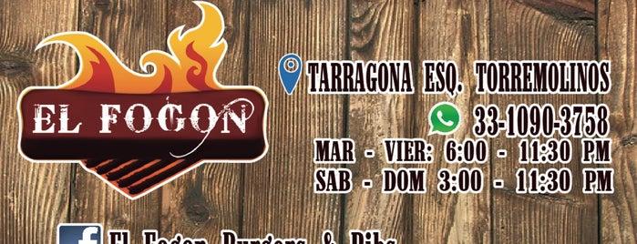 Hamburguesas El Fogon is one of สถานที่ที่บันทึกไว้ของ Araceli.