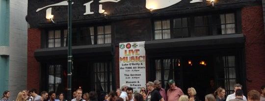 Time is one of Foobooz Best 50 Bars in Philadelphia 2012.