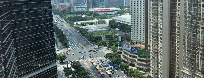International Finance Center is one of Fawaz 님이 좋아한 장소.