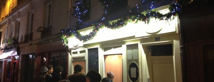 Chez Fernand is one of Paris, France.
