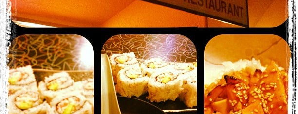 Spiral Japanese Restaurant is one of My home LA.