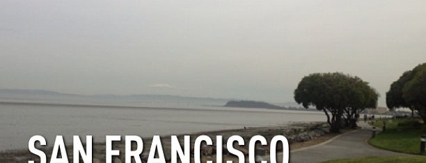 San Francisco Bay Trail (Bayfront Park) is one of Locais curtidos por Stephanie.