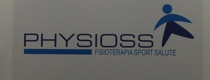 Physioss is one of Posti che sono piaciuti a Preparazione.