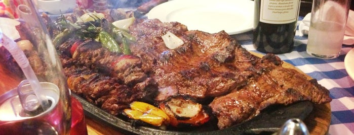 Quebracho is one of Must-visit Food in México.