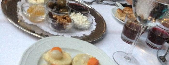 Asitane Restaurant is one of Istanbul - Turkey - Peter's Fav's.