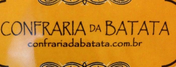 Confraria da Batata is one of Posti salvati di Rita.