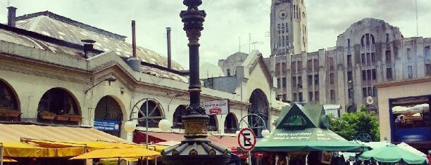 Mercado del Puerto is one of Pontos turísticos.