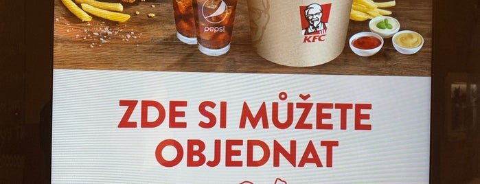 KFC is one of Lieux qui ont plu à Carl.