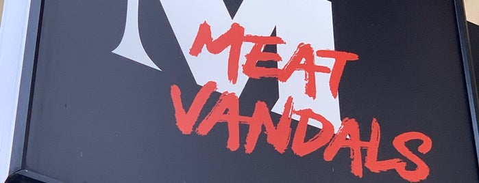 Meat Vandals is one of food.