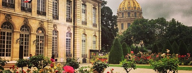 Musée Rodin is one of Weekend in Paris.
