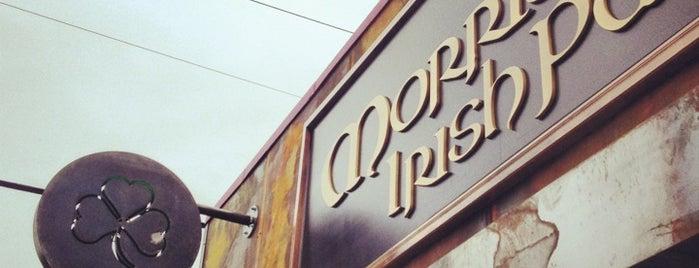 Morrissey's Irish Pub is one of Leib 님이 좋아한 장소.