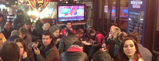 Ritim Pub is one of Guide to Beyoğlu's best spots.