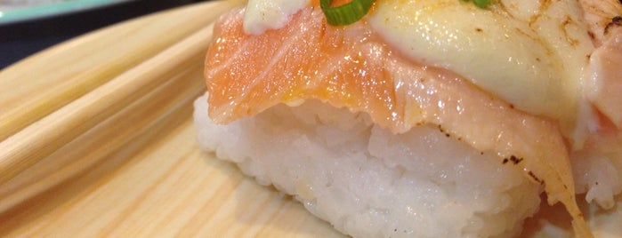 SushiSan is one of The Sushi Restaurant in Hawaii.