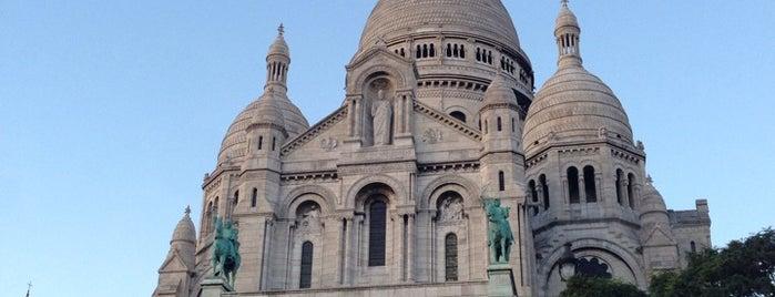 Basílica do Sagrado Coração is one of Lugares donde estuve en el exterior.