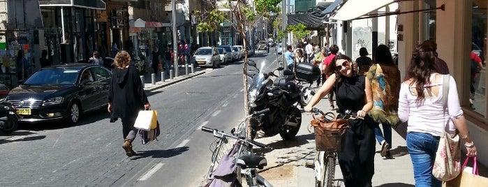 Sheinkin St. is one of Tel Aviv.