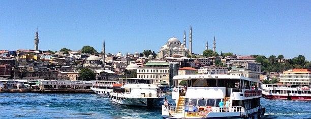 Adalar Vapur İskelesi is one of vapur motor iskele.
