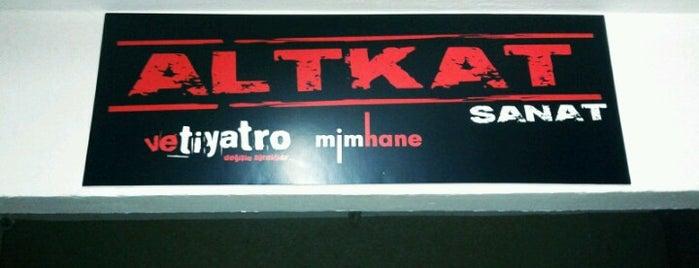 altkat sanat is one of Tempat yang Disukai ⚓️Claude.