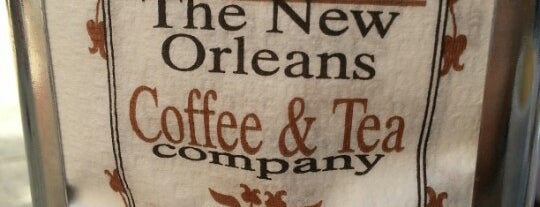The New Orleans Coffee & Tea Company is one of Andrea : понравившиеся места.
