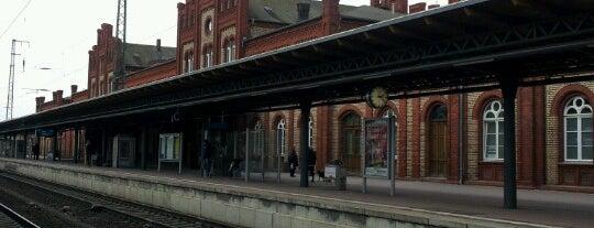 Bahnhof Stendal is one of Bahnhöfe besucht !.